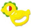 Первая детская игрушка - погремушка