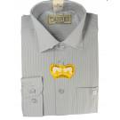 Рубашка тонкая полоска