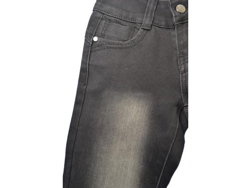 Черные брюки для девочек
