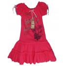 Платье трикотажное хлопок