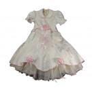 Платье три розы