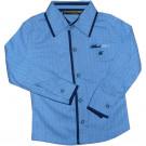Нарядная рубашка для малыша